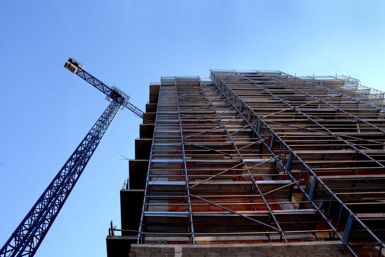 საცხოვრებელი, საზოგადოებრივი და სამრეწველო დანიშნულების ობიექტების მშენებლობა