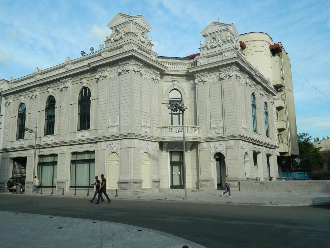 მარჯანიშვილის მოედნის მიმდებარე ისტორიული ძეგლებისა და შენობა-ნაგებობების რეკონსტრუქცია