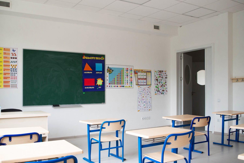 სოფელ მეჯვრისხევის სკოლა